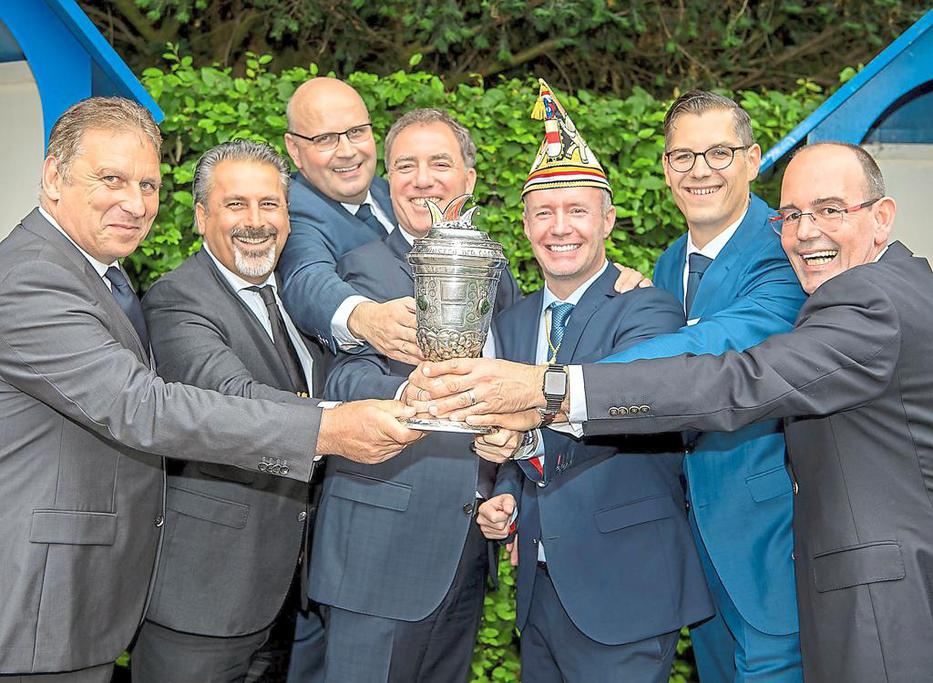 Thorsten Brendel wird Prinz Karneval 2020