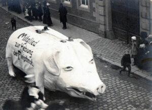 Der verbotene Rosenmontagszug 1929